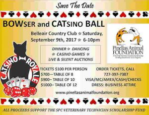 18th Annual BOWser Ball and Auction | Sept 9, 2017