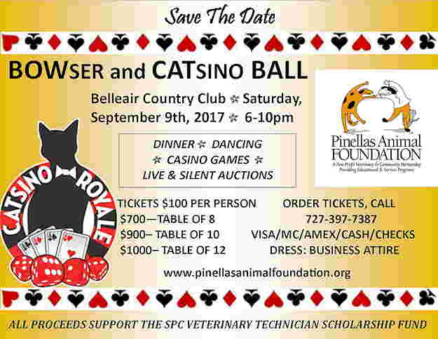 BOWser Ball Rescheduled for October 21, 2017